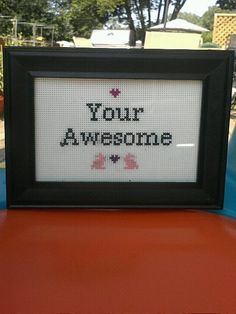 "Bad Grammar Collection""What about my awesome?"""