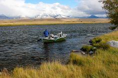 Early winter. Montana.
