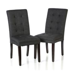 Found it at Joss & Main - Goss Tufted Side Chair