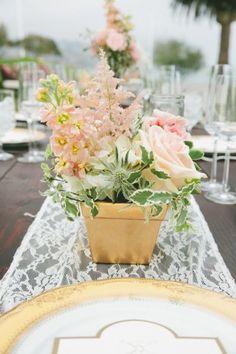 Os 70 centros de mesa mais bonitos para dar personalidade ao seu casamento Image: 24