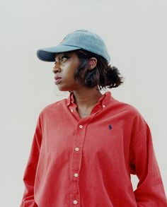 The British Journal of Photography has launched a nationwide public exhibition featuring 100 portraits from emerging artists British Journal Of Photography, Photography Journal, Hip Hop Women, Angry Girl, Portraits, Field Day, Exhibition, Badass Women, Photo Series