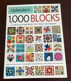 American Homestead: Quiltmaker's 1000 Blocks Book Mystery