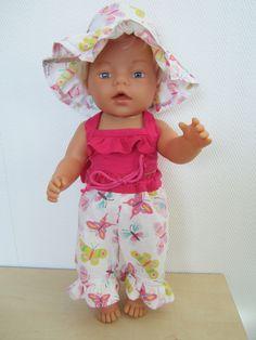 Baby Born 36/44 cm Paola Reina 34/42 cm