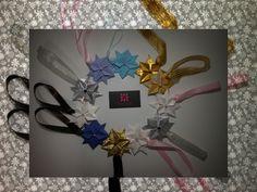 Star for Christmas Tree <3  www.meirehirata.com Instagram: Meire Hirata Origami