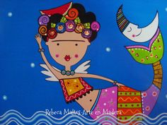 Frida Sirena de Rebeca