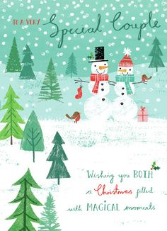 Joanne Cave   Advocate Art Happy Birthday Floral, Happy Birthday Wishes, Christmas Greeting Cards, Christmas Greetings, Christmas Postcards, Christmas Art, Christmas Patterns, Xmas, Winter Illustration