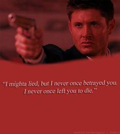 Jensen Ackles as Dean Winchester