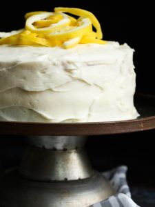 This is an easy cake with lemonade concentrate added right into t… LEMONADE CAKE! This is an easy cake with lemonade concentrate added right into the batter AND the frosting. Lemon Desserts, Lemon Recipes, Just Desserts, Baking Recipes, Delicious Desserts, Lemon Cakes, Frosting Recipes, Cake Recipes, Dessert Recipes