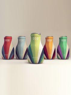 Goa - Healthy Yogurt by Isabela Rodrigues, via Behance