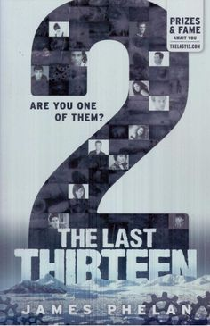 The Last Thirteen -  2  (Two)  - Book 12 by James Phelan - NEW