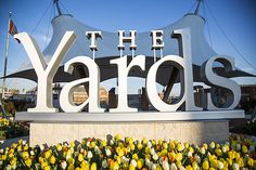 The Yards Park in the Capitol Riverfront is home to a splash park, outdoor concert space, restaurants and more!