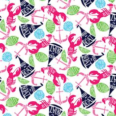 The newest Lilly prints are so cute! Makes me sooo ready for Summer. @Lilly Pulitzer