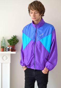 80s Vintage Adidas Shell Jacket | Ica Vintage | ASOS Marketplace