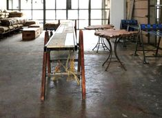 Extreme DIY: Crate Brewery in London : Remodelista
