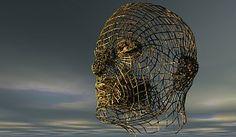 Head, Human Head, Half Profile, Portrait