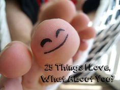 25+ Things I Love – What About You? #mentalhealth