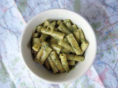 stovetop kale mac & cheese
