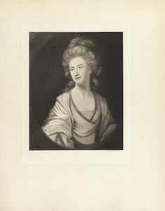 "Illustrated catalogue of the art collection of Mr. David H. King, Jr, 1905. Auction Catalogs. The Metropolitan Museum of Art, New York. Thomas J. Watson Library (859113745) | This portrait is by Sir Joshua Reynolds and depicts ""Mrs. Hales née Chaloner."" #portraits"