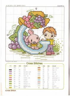 Gallery.ru / Фото #7 - 10 - KIM-3. Cross stitch alphabet charts