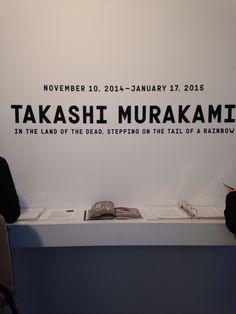 Japanese artist Takashi Murakami