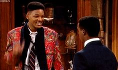 """When the situation needs it, you do need to be serious though.   25 Crucial Lessons """"The Fresh Prince Of Bel-Air"""" Taught You About Life"""
