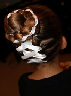 Swell 1000 Images About Hair On Pinterest Ribbon Braids Ribbons And Hairstyles For Women Draintrainus