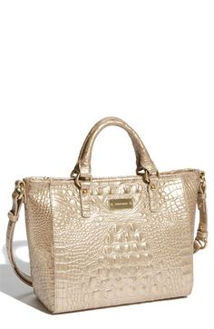 Love this color. I have this bag in dark brown and it's wonderful.