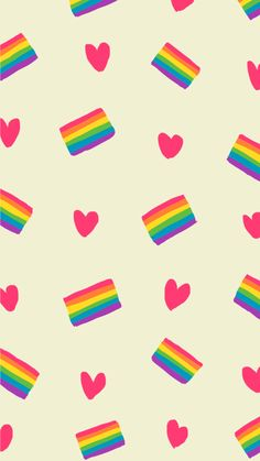 Wallpaper Pride Flag 3 by Gocase
