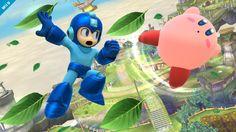 Super Smash Bros. for Nintendo 3DS / Wii U: Mega Man (Wii U 3)