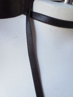 3 yds. Soutien-gorge sangle élastique 3/8 en noir par MaryNotMartha