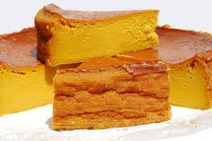 Torta de Auyama tipo quesillo