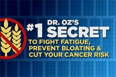 Dr. Oz's #1 Secret to Fighting Fat and More: Elisabeth Hasselbeck joins Dr. Oz for a look at what foods might be making you sick and could be stalling your weight loss. She...