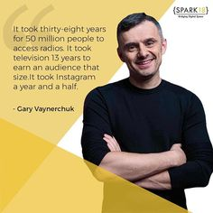 Spark Eighteen (@sparkeighteen) • Instagram photos and videos 50 Million, Gary Vaynerchuk, Take That, Inspirational Quotes, Photo And Video, Memes, Videos, Photos, Instagram