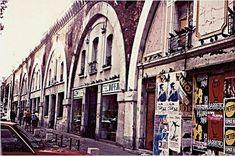 #photo #histoire Gare de Vincennes / Place de la Bastille peu avant sa démolition #PEAV @Menilmuche @HV10_Paris10