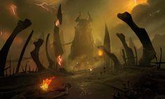 El estilo visual de DOOM: de Marte al infierno | Bethesda.net