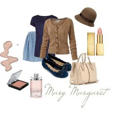 """Mary Margaret - casual"" by msmimimarquez on Polyvore"