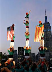 castellers a NY