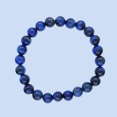 Great Shark – Kék tigrisszem karkötő Minion, Bracelets, Jewelry, Jewlery, Bijoux, Schmuck, Minions, Jewerly, Bracelet