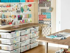 id e rangement atelier atelier cr atif bureau pinterest rangements atelier idee. Black Bedroom Furniture Sets. Home Design Ideas