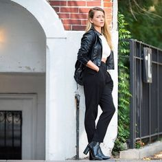 Tuck Pant   Spotted on @lobosworth, How would you style these? http://keep.com/tuck-pant-spotted-on-lobosworth-by-asseenoninstagram/k/2d3VRzABFm/
