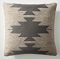 Teton Merino Wool Geo Pillow Cover
