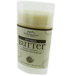 Unscented Body Butter - Eczema Relief - Rocky Mountain Soap