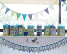 Party by Two Tiny Loves featured on Kara's Party Ideas. Love this!!