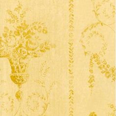 Traditional French wallpaper