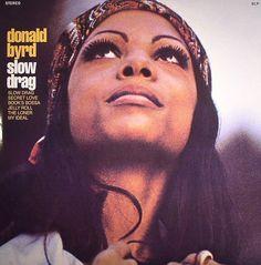 Donald Byrd - Slow Drag 1967 (Alternate Cover)