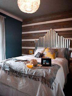 AuBergewohnlich Bett Kopfteil U2013 Interessante Designs Für Ein Attraktives Schlafzimmer