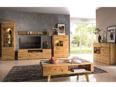 Dubový nábytok do obývačky (zostava TEXAS 1 ) Texas, Corner Desk, Furniture, Dallas, Home Decor, Living Room, Elegant Living Room, Decorating Living Rooms, Living Room Ideas