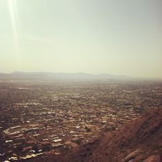 Camelback Mountain Scottsdale Arizona