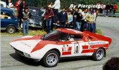 Targa Florio 1973 Lancia Stratos S.Munari - J. Monte Carlo, Sport Cars, Race Cars, Rally Car, Car And Driver, Car Brands, Custom Cars, Cool Cars, Pilot