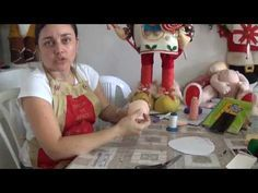 Instructions on how to make a few different nisse - Her Crochet Easy Christmas Crafts, Christmas Elf, Vintage Christmas, Christmas Decorations, Christmas Knomes, Gnome Tutorial, Doll Face Paint, Sewing Stuffed Animals, Free To Use Images